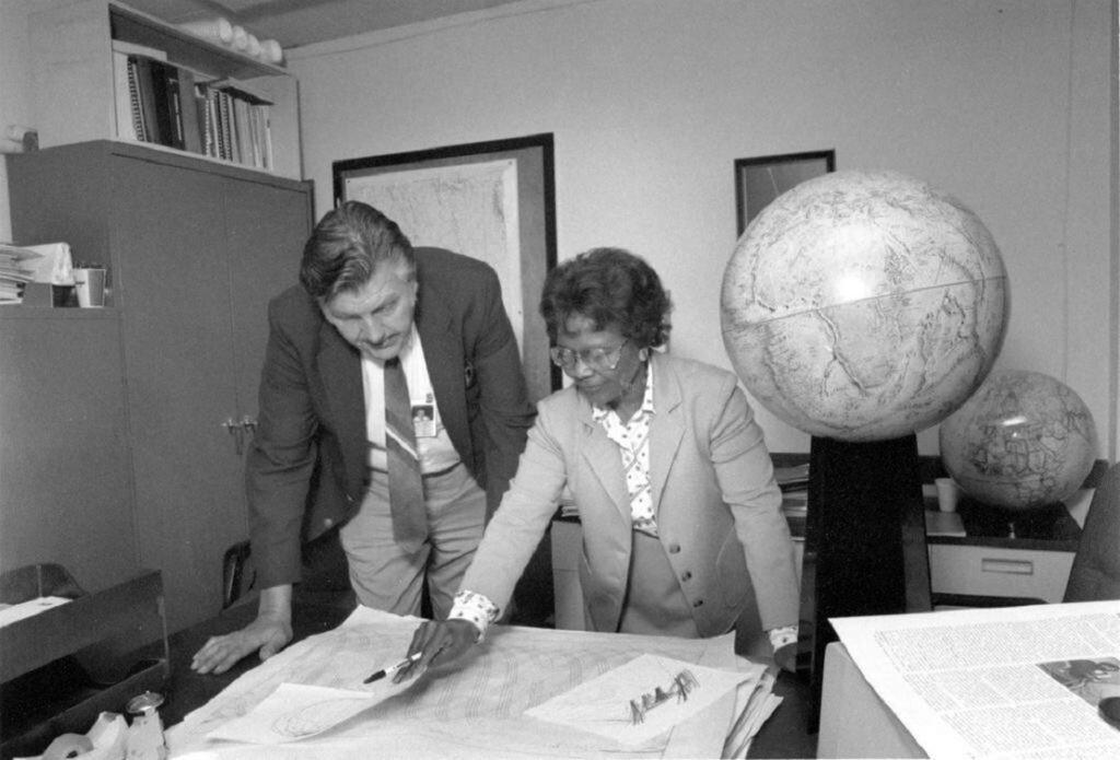 Glady West, la matemática que impulsó la tecnología GPS