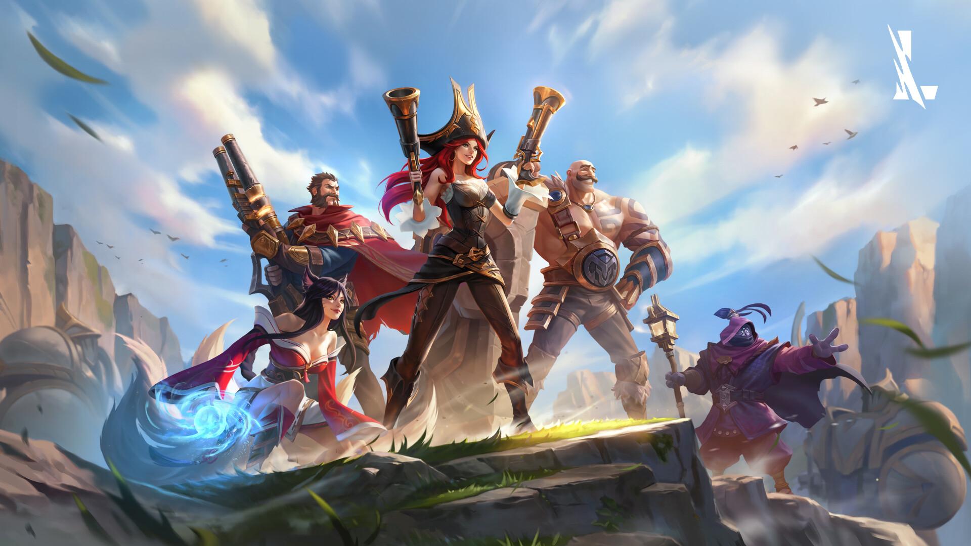 Requisitos League of Legends