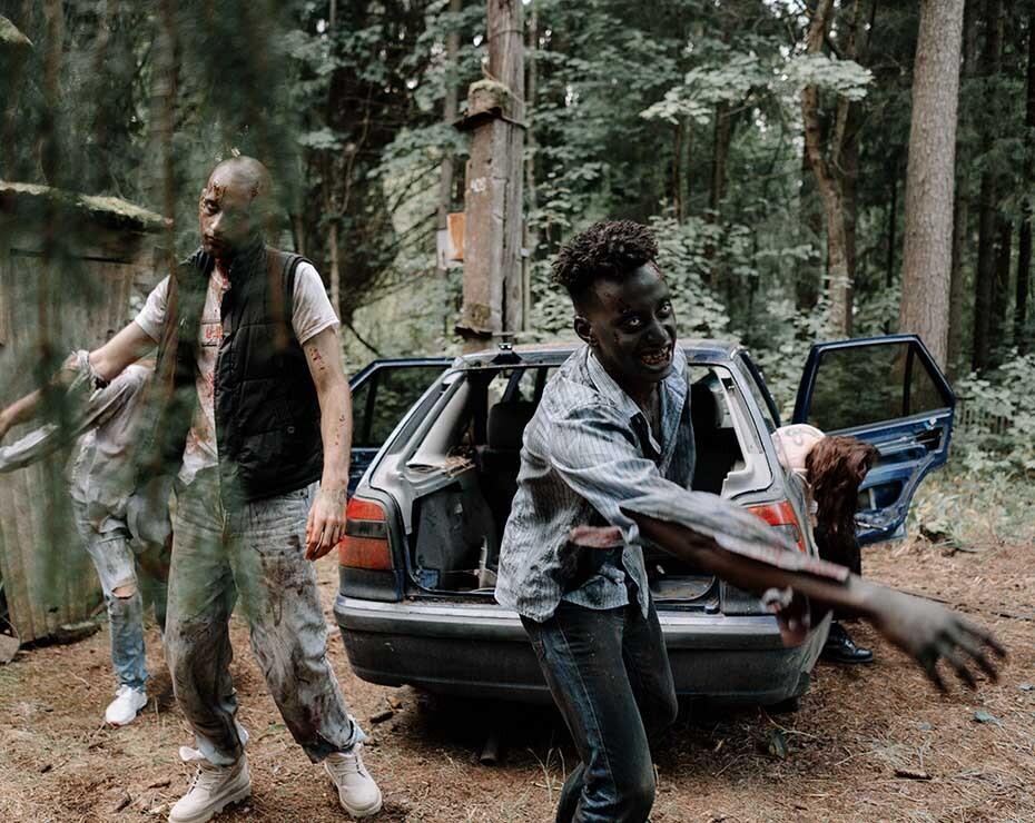 La Zombie Research Society analiza cómo sobrevivir a un apocalipsis zombi.