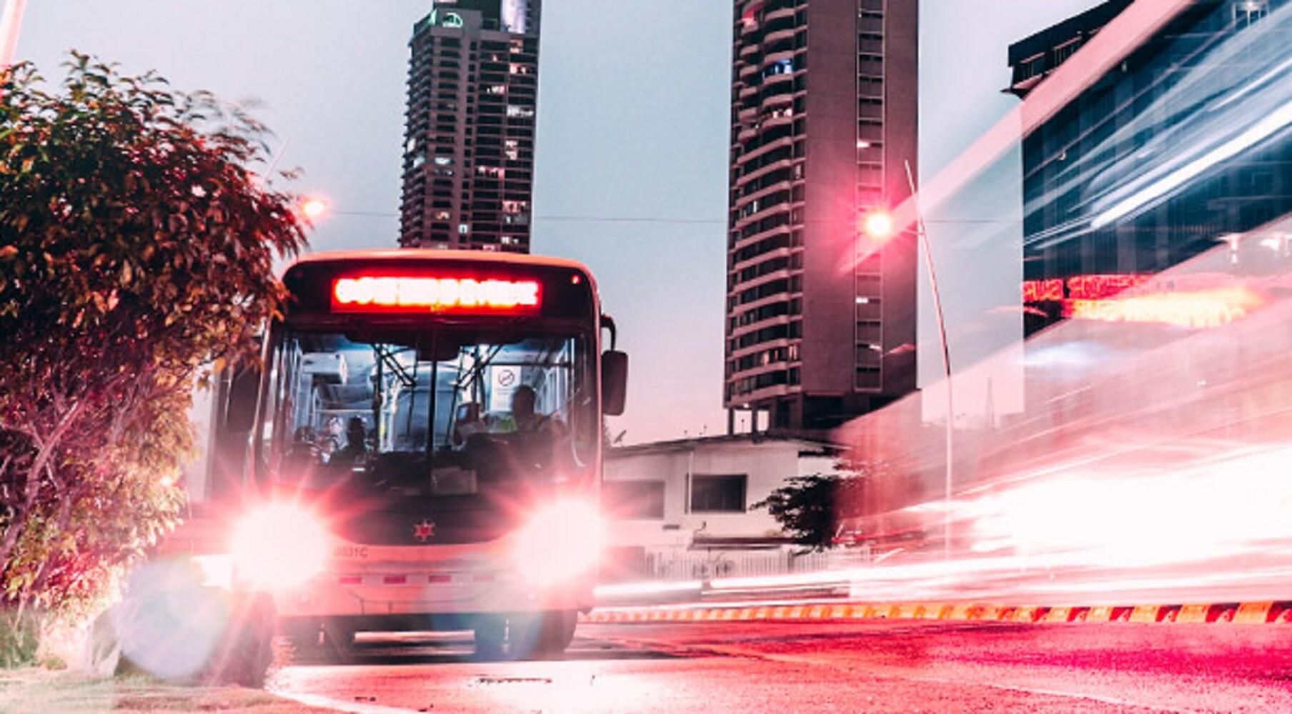 Autobús San Sebastián 5G Euskadi