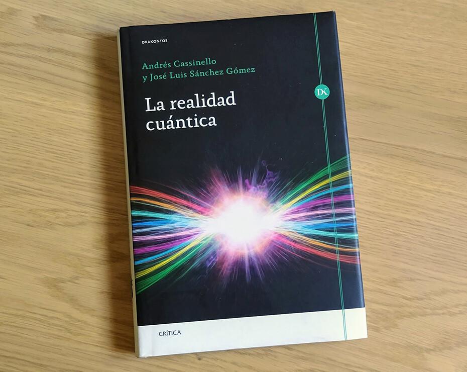 la realidad cuantica libro