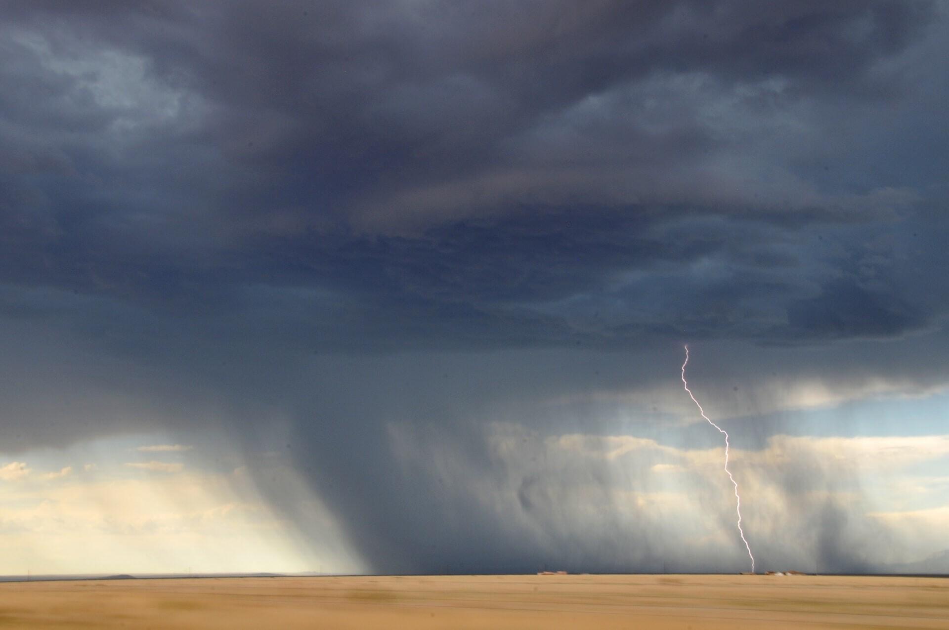 lluvias artificiales
