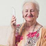 tecnología para personas mayores
