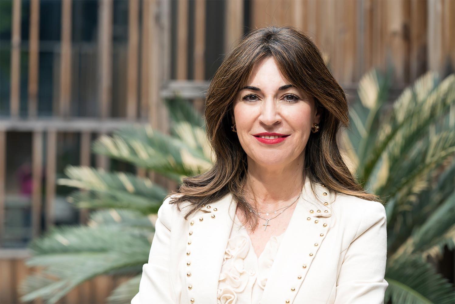 uz Usamentiaga, Directora General de Regulación, Relaciones Institucionales, Comunicación Externa, Responsabilidad Social Corporativa y Fundación en Orange España.
