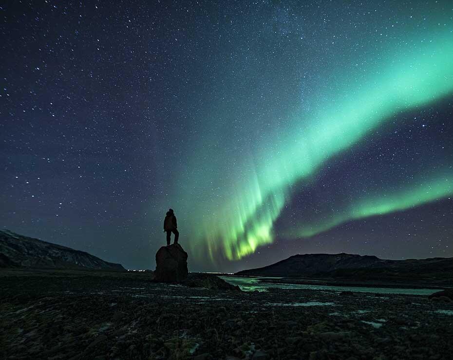 ¿Qué es la aurora boreal?