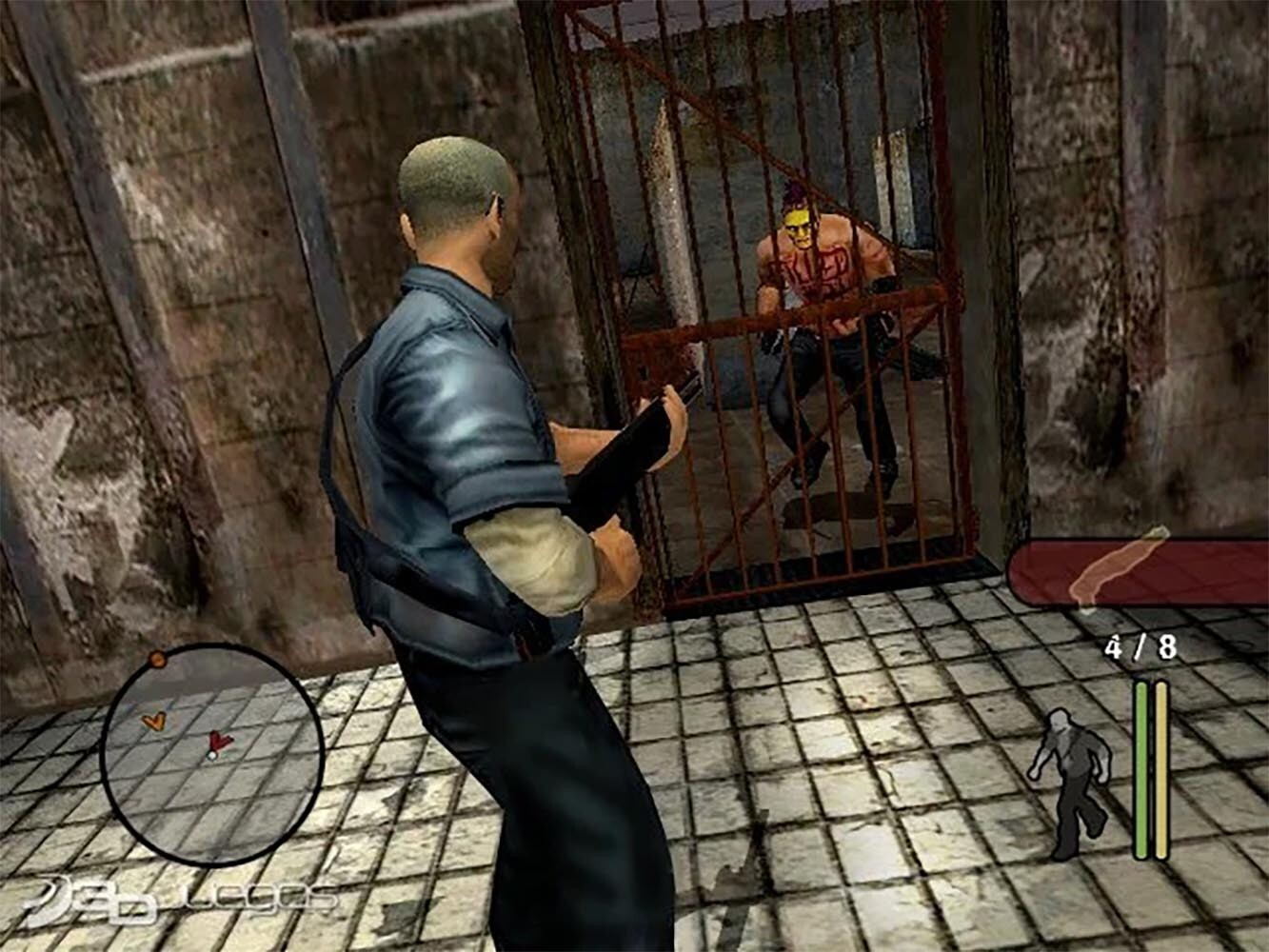videojuego Manhunt