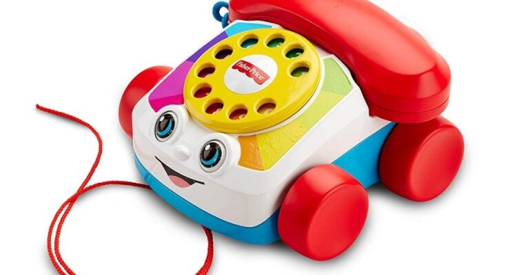 teléfono de Fisher- Price
