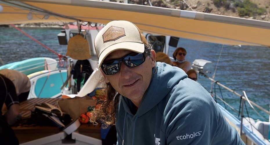Bradley Robertson, cofundador de Save the Med.