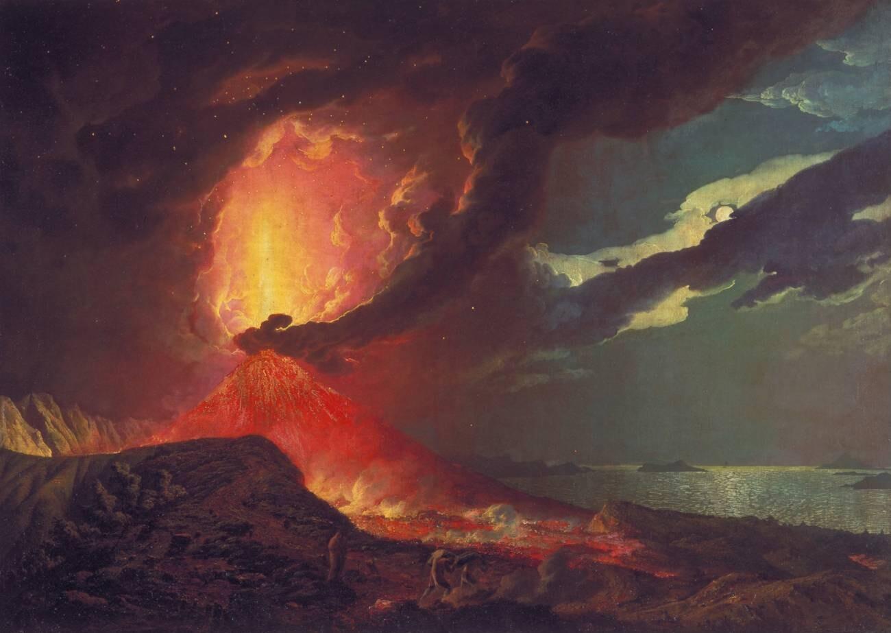 volcanes de ficción