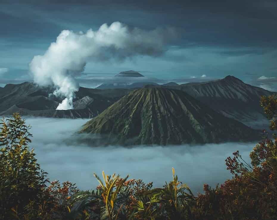 Hacemos un repaso por tres grandes volcanes que cambiaron la historia.