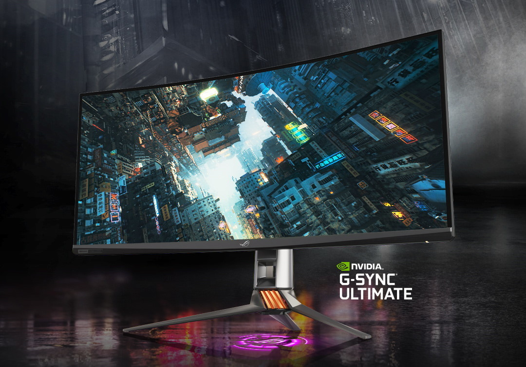 Asus G-Sync