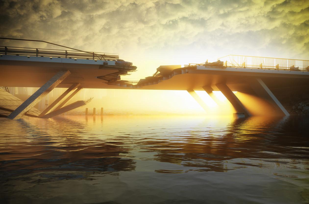paisaje ray tracing fotones de luz videojuegos