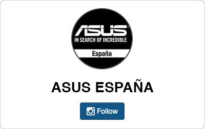 ASUS en Instagram