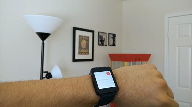 Android Wear hogar