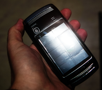Samsung Replenish con cargador solar