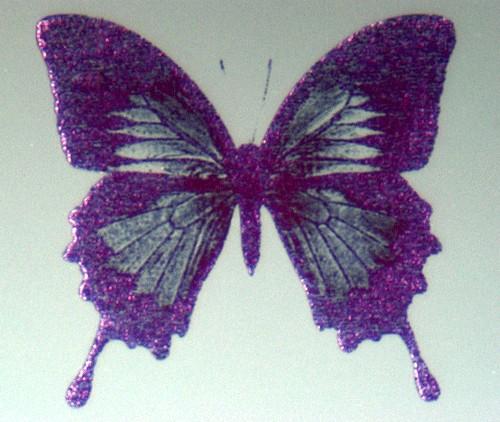 Mariposa Nanopíxeles