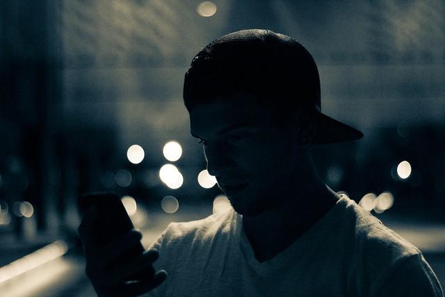 Fotos bajo oscuridad