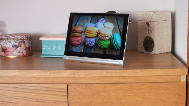 Lenovo yoga tablet 2 marco fotos