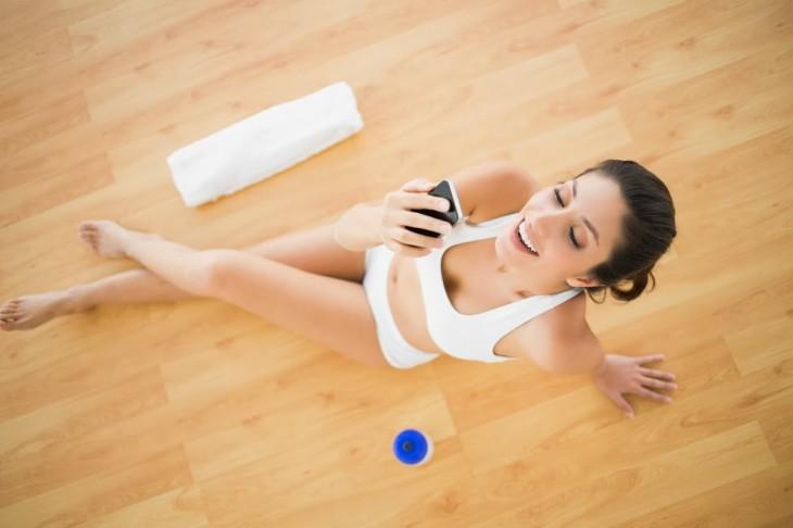 Aplicaciones de rutinas deportivas