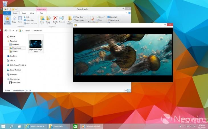 Windows 10 MKV