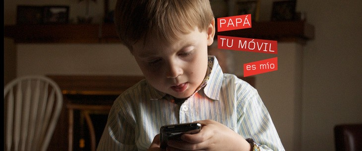 kid movil papa