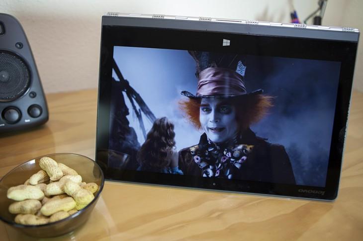Lenovo Yoga 3 Pro, análisis a fondo