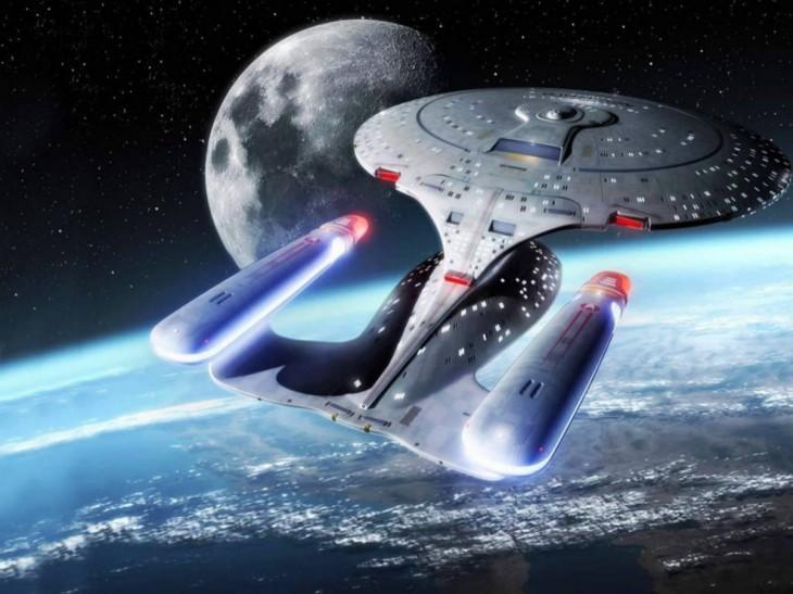 ciencia ficción Star_Trek_USS_Eenterprise