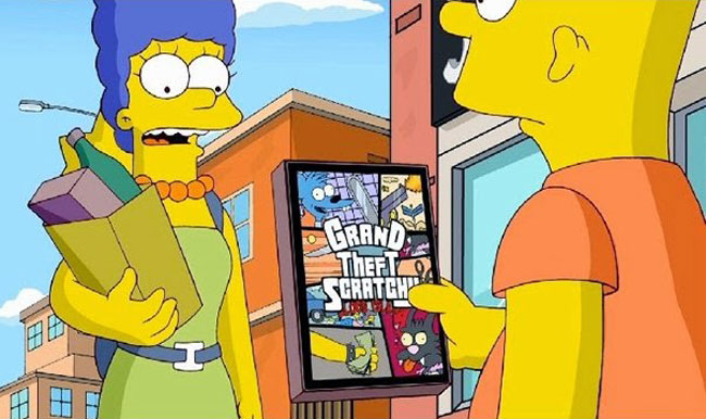 madres-videojuegos-marge-simpsons