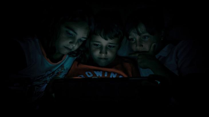 Tablet y niños