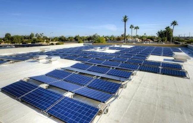 SolarCity Commercial Solar_ZS Peak installation_newsroom
