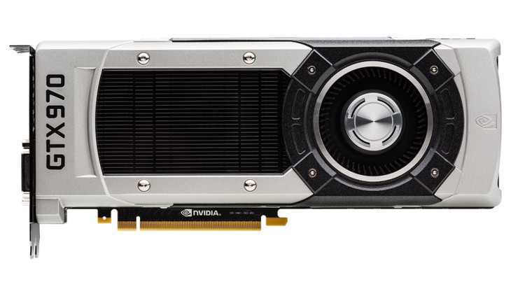 NVidia GTX 970 GPU