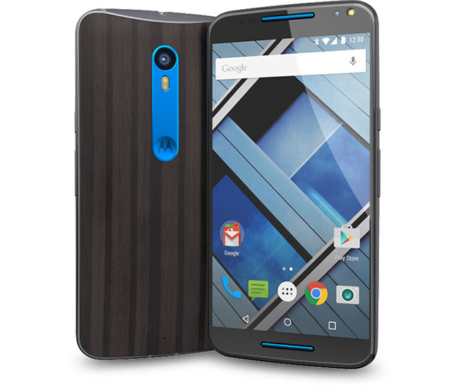 Moto X OLED screen