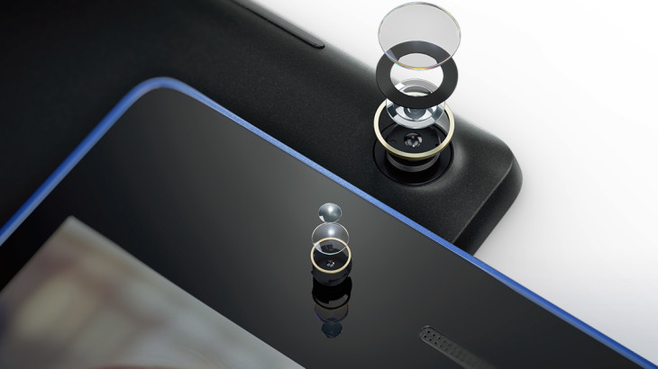 Lenovo TAB3 7 - cámaras