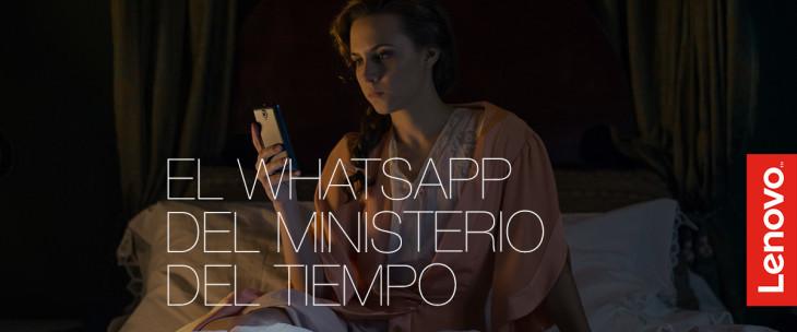 whatsapp-ministerio-tiempo