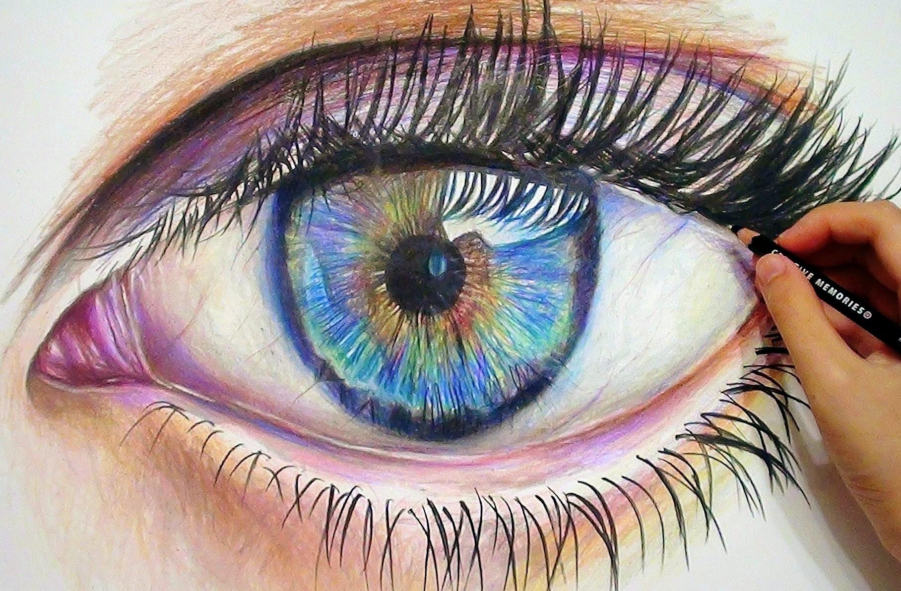 Ejercicios para relajar tus ojos de la pantalla. Evita cansarlos