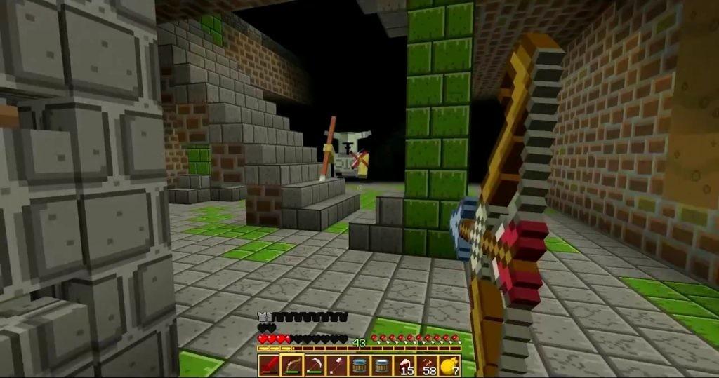 FPS Minecraft