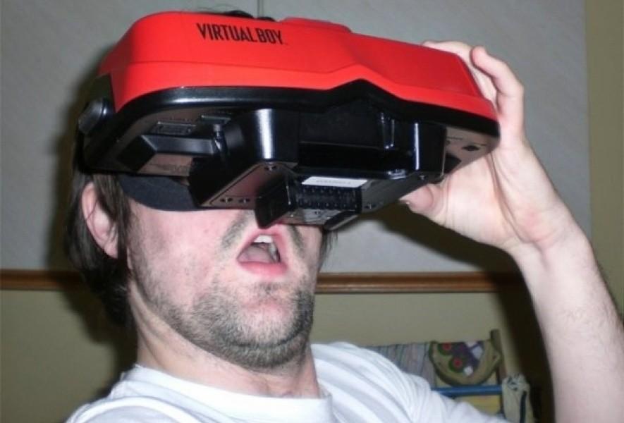 Virtual Boy alucinante