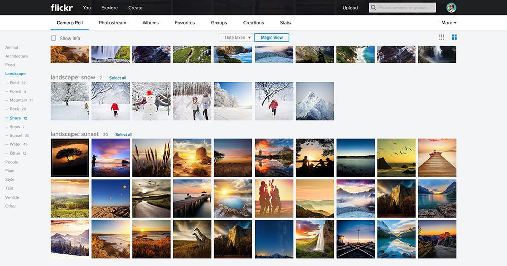 Flickr presentación