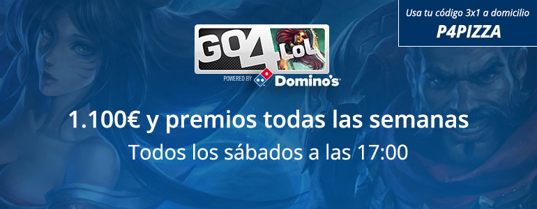 DominosGo4LoL