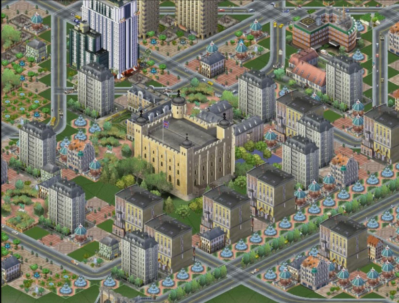 Sim-City-3000