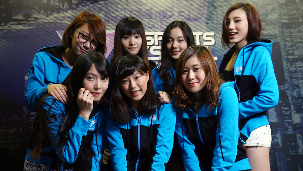 Equipo Girls HK (Hong Kong, 2014)