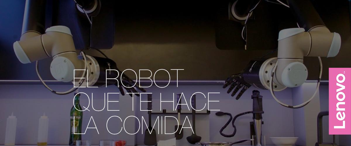 Habr tres estrellas michel n para los nuevos robots de for Mejor robot de cocina 2016