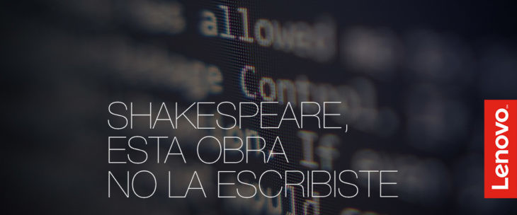 big data shakespeare