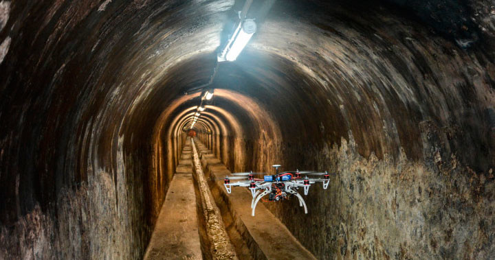 Prototipo del proyecto ARSI en el subsuelo de Barcelona - Eurecat