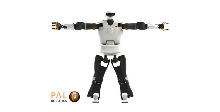 Prototipo del robot Talos - PAL Robotics