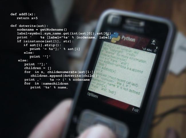 programación python