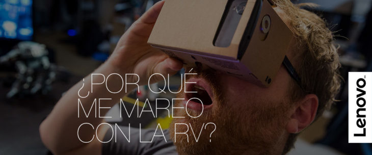 realidad virtual mareo