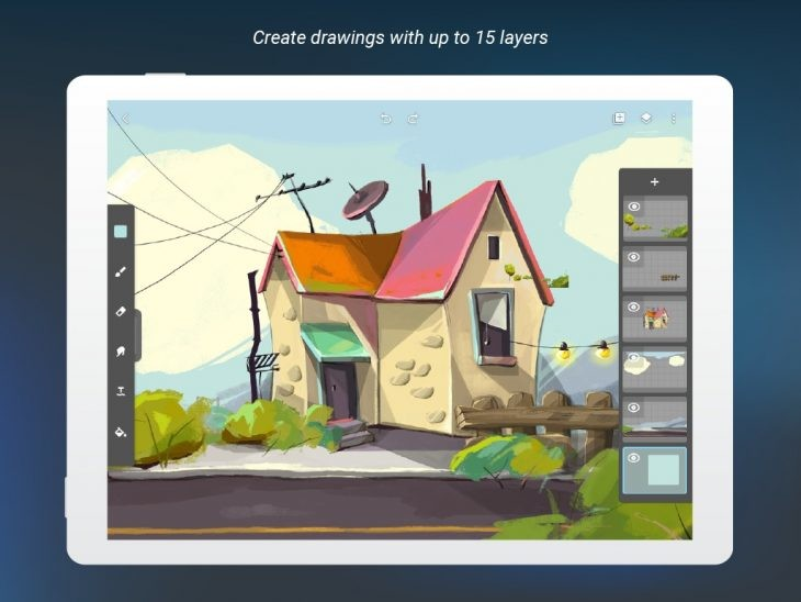 Las 7 Mejores Apps Para Dibujar En Tu Tablet Como Un