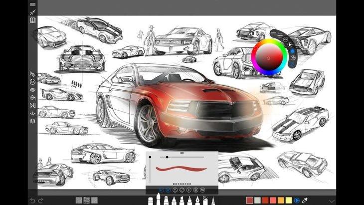 Las 7 mejores apps para dibujar en tu tablet como un pintor ...