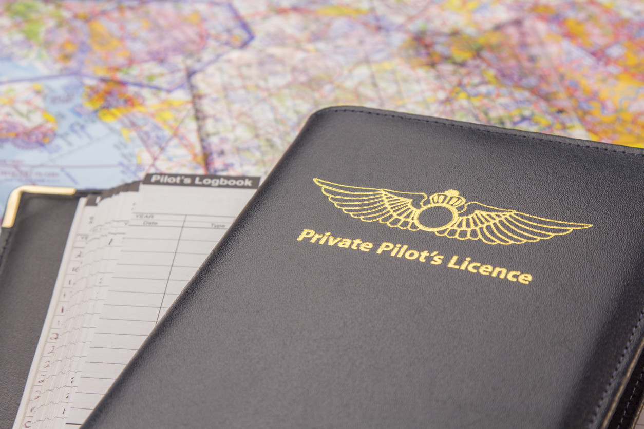 licencia de piloto dron